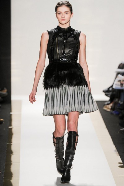 herve leger20 400x600 Herve Leger by Max Azria Fall 2012 | New York Fashion Week