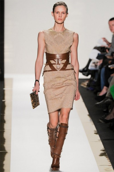 herve leger23 400x600 Herve Leger by Max Azria Fall 2012 | New York Fashion Week