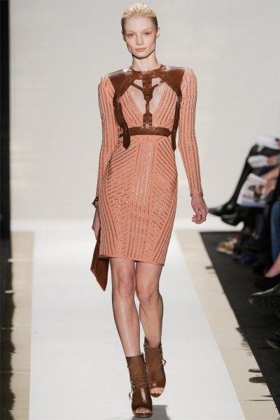 herve leger28 400x600 Herve Leger by Max Azria Fall 2012 | New York Fashion Week