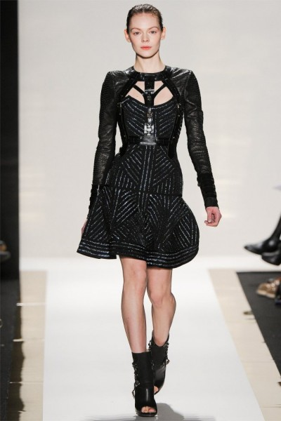 herve leger29 400x600 Herve Leger by Max Azria Fall 2012 | New York Fashion Week