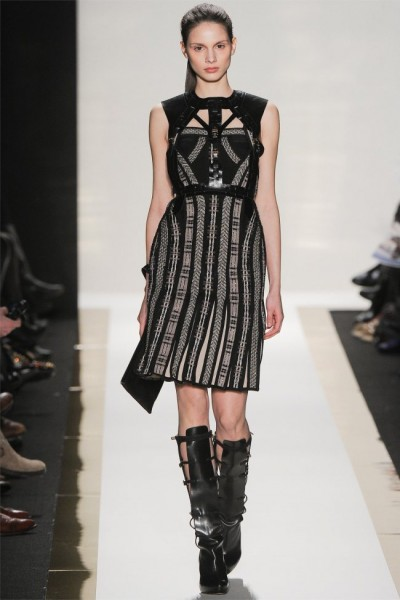 herve leger3 400x600 Herve Leger by Max Azria Fall 2012 | New York Fashion Week