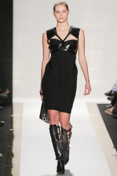 herve leger8 400x600 Herve Leger by Max Azria Fall 2012 | New York Fashion Week