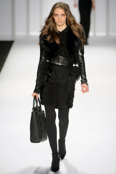 j mendel17 400x600 J. Mendel Fall 2012 | New York Fashion Week