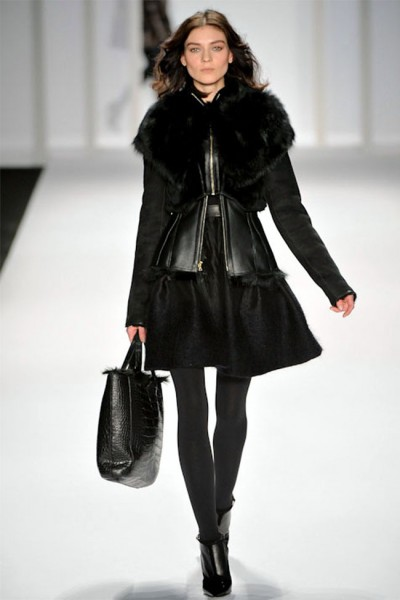j mendel20 400x600 J. Mendel Fall 2012 | New York Fashion Week