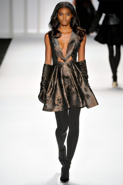 j mendel21 400x600 J. Mendel Fall 2012 | New York Fashion Week