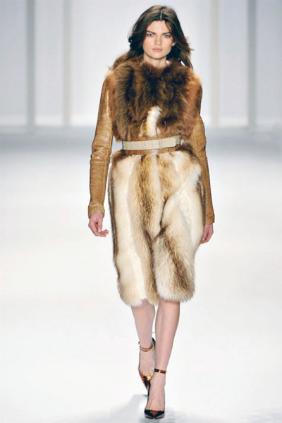 j mendel27 400x600 J. Mendel Fall 2012 | New York Fashion Week