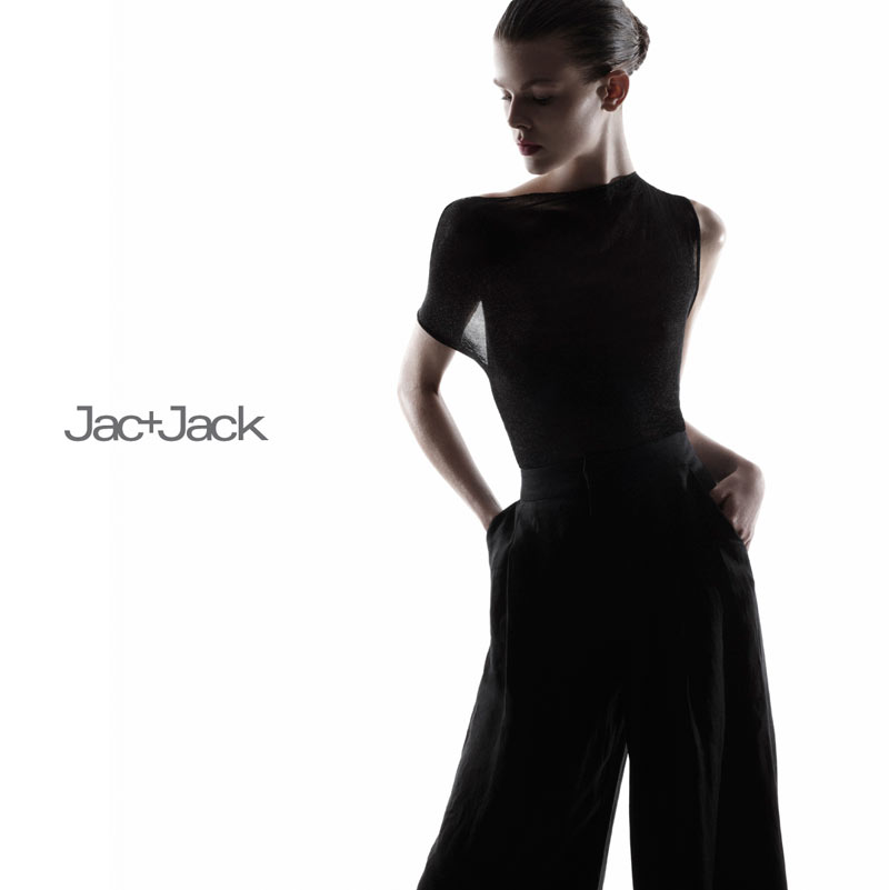 Ruby Jean Wilson for Jac + Jack Fall 2012 Campaign by Stephen Ward