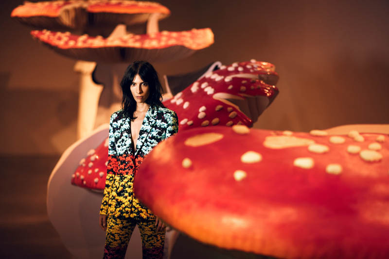 Jamie Bochert by Lachlan Bailey for The Last Magazine S/S 2012