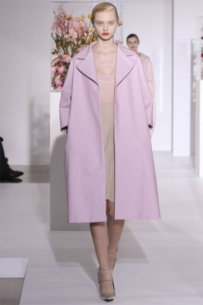 jil sander112 400x600 Jil Sander Fall 2012 | Milan Fashion Week