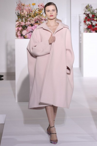 jil sander121 400x600 Jil Sander Fall 2012 | Milan Fashion Week