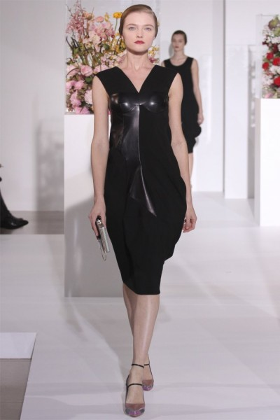 jil sander33 400x600 Jil Sander Fall 2012 | Milan Fashion Week