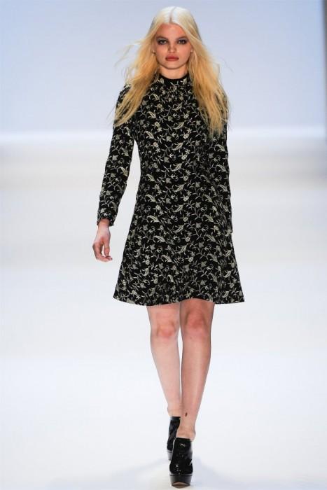 Jill Stuart Fall 2012   New York Fashion Week