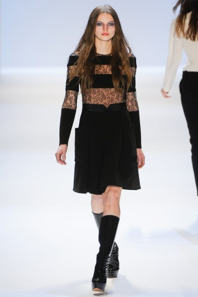 jill stuart11 400x600 Jill Stuart Fall 2012 | New York Fashion Week