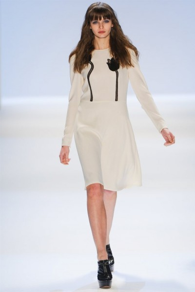jill stuart12 400x600 Jill Stuart Fall 2012 | New York Fashion Week