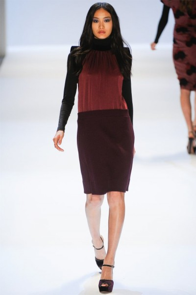 jill stuart20 400x600 Jill Stuart Fall 2012 | New York Fashion Week