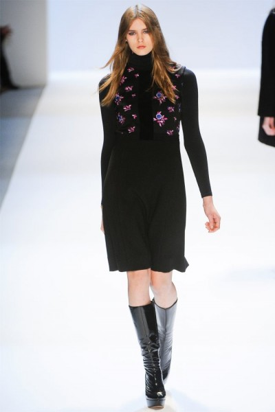jill stuart26 400x600 Jill Stuart Fall 2012 | New York Fashion Week