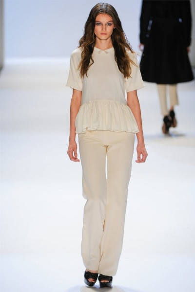 jill stuart8 400x600 Jill Stuart Fall 2012 | New York Fashion Week