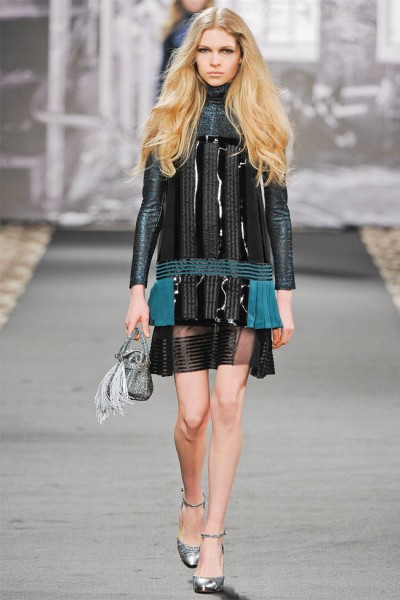 just cavalli10 400x600 Just Cavalli Fall 2012 | Milan Fashion Week