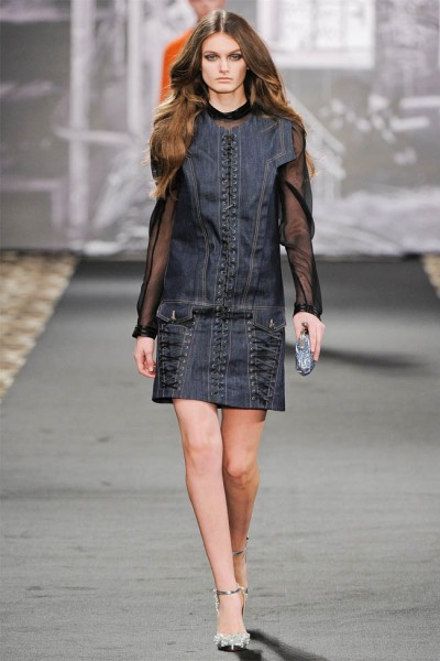 just cavalli14 400x600 Just Cavalli Fall 2012 | Milan Fashion Week