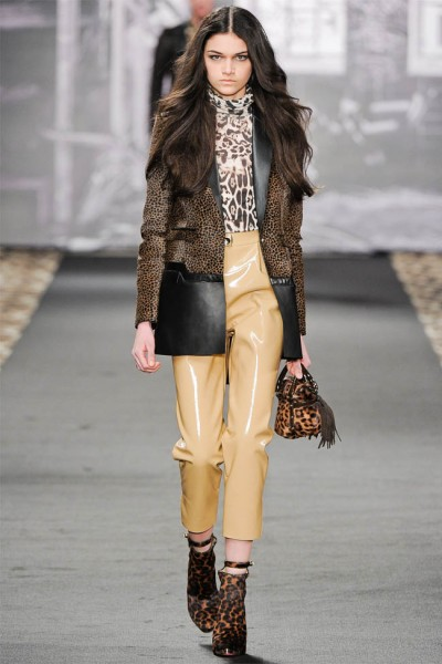 just cavalli24 400x600 Just Cavalli Fall 2012 | Milan Fashion Week