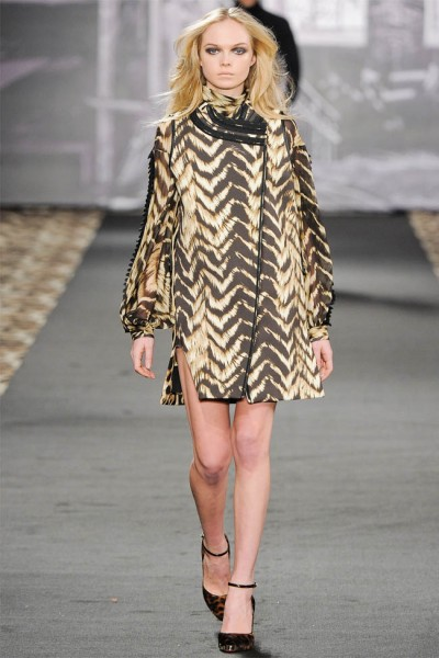 just cavalli26 400x600 Just Cavalli Fall 2012 | Milan Fashion Week