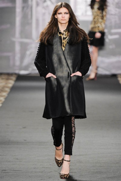 just cavalli27 400x600 Just Cavalli Fall 2012 | Milan Fashion Week