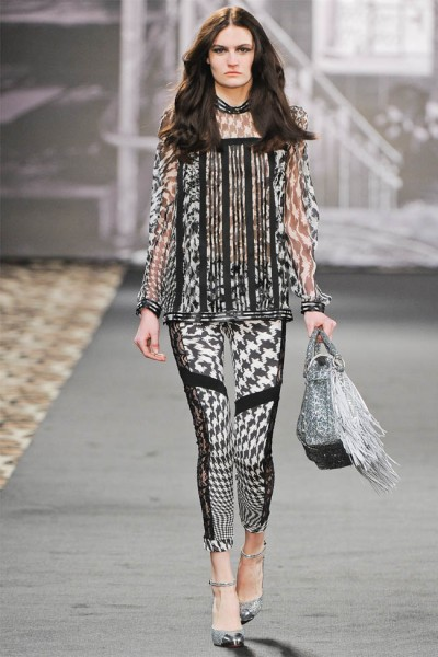 just cavalli3 400x600 Just Cavalli Fall 2012 | Milan Fashion Week