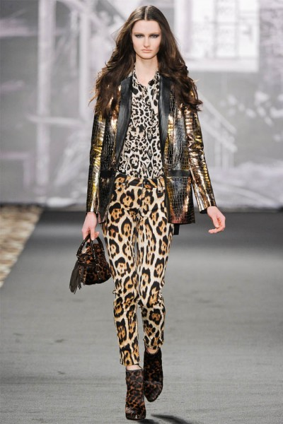 just cavalli32 400x600 Just Cavalli Fall 2012 | Milan Fashion Week