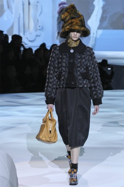 marc jacobs10 400x600 Marc Jacobs Fall 2012 | New York Fashion Week