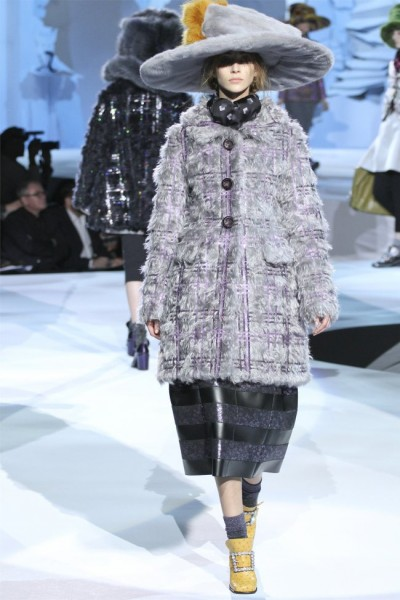 marc jacobs12 400x600 Marc Jacobs Fall 2012 | New York Fashion Week