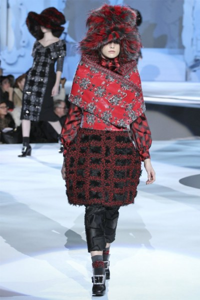 marc jacobs49 400x600 Marc Jacobs Fall 2012 | New York Fashion Week