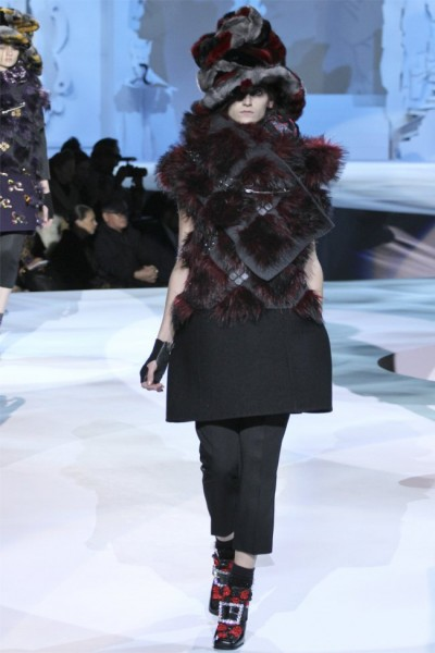 marc jacobs6 400x600 Marc Jacobs Fall 2012 | New York Fashion Week