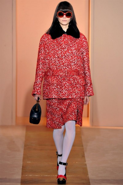 marni18 400x600 Marni Fall 2012 | Milan Fashion Week