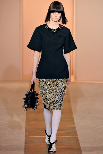 marni39 400x600 Marni Fall 2012 | Milan Fashion Week