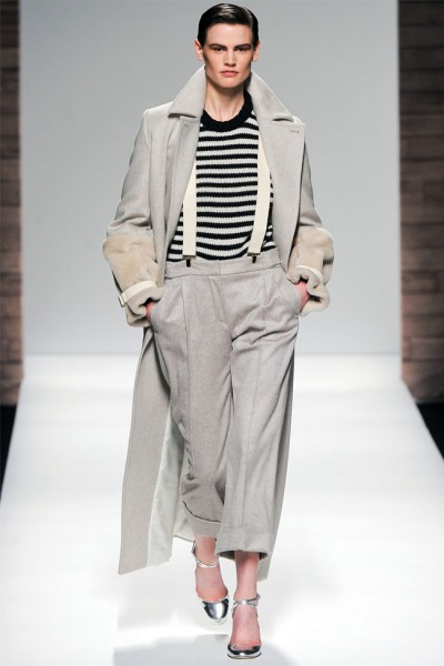 maxmara23 400x600 Max Mara Fall 2012 | Milan Fashion Week