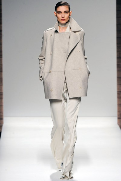 maxmara44 400x600 Max Mara Fall 2012 | Milan Fashion Week