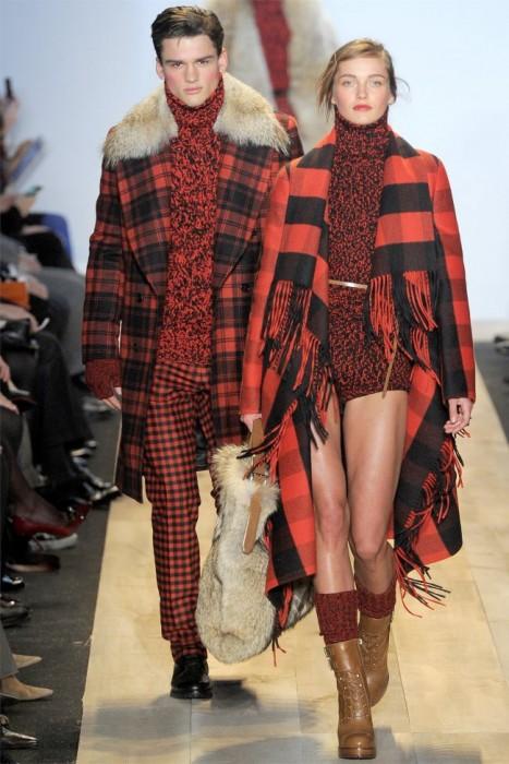 Michael Kors Fall 2012   New York Fashion Week