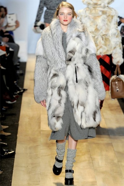 michael kors10 400x600 Michael Kors Fall 2012 | New York Fashion Week