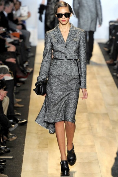 michael kors17 400x600 Michael Kors Fall 2012 | New York Fashion Week