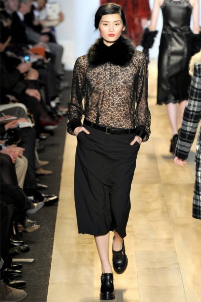 michael kors20 400x600 Michael Kors Fall 2012 | New York Fashion Week