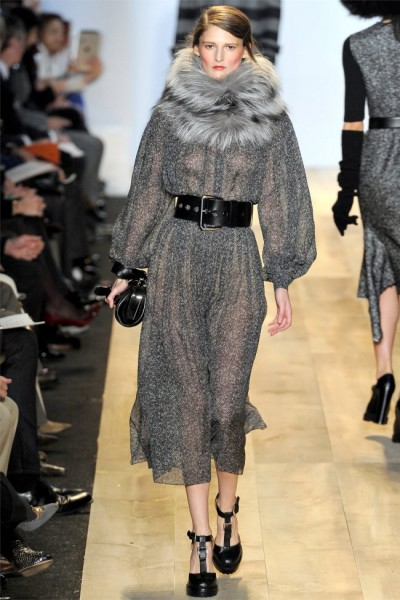 michael kors25 400x600 Michael Kors Fall 2012 | New York Fashion Week