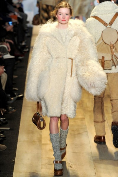 michael kors38 400x600 Michael Kors Fall 2012 | New York Fashion Week