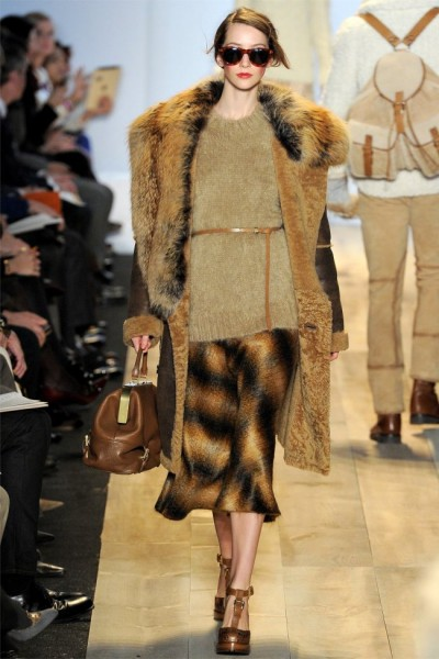 michael kors39 400x600 Michael Kors Fall 2012 | New York Fashion Week
