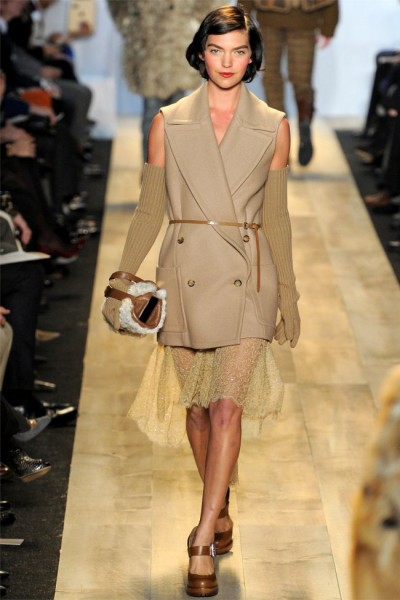 michael kors44 400x600 Michael Kors Fall 2012 | New York Fashion Week