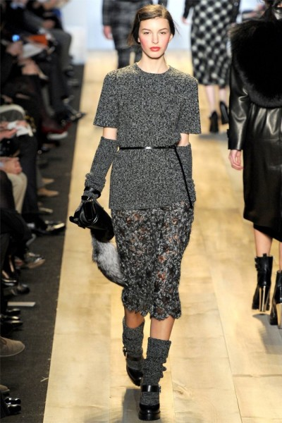 michael kors5 400x600 Michael Kors Fall 2012 | New York Fashion Week