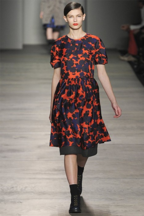 Marc by Marc Jacobs Fall 2012 | New York Fashion Week