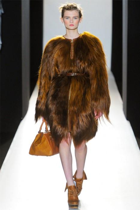 Mulberry Fall 2012 | London Fashion Week