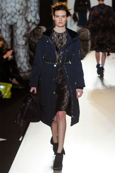 mulberry20 400x600 Mulberry Fall 2012 | London Fashion Week