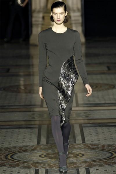 Nicole Farhi Fall 2012 | London Fashion Week