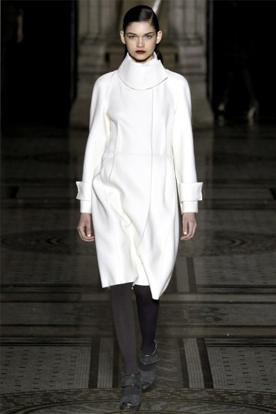 nicole farhi15 400x600 Nicole Farhi Fall 2012 | London Fashion Week